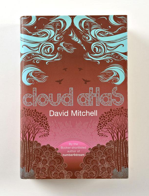 Kai and Sunny | Cloud Atlas - David Mitchell - HB